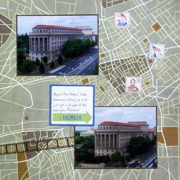 Washington DC 2012 - Page 17 - Newseum: Terrace (page 2)