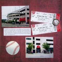 Washington DC 2012 - Page 26 - Ballpark Tour: Tickets