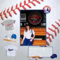 Washington DC 2012 - Page 31 - Ballpark Tour: Dugout (page 2)