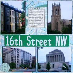 Washington DC 2012 - Page 38 - 16th Street NW