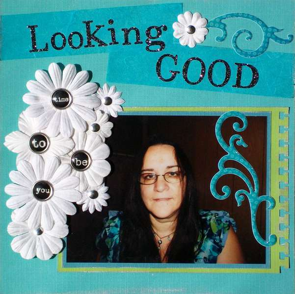 """Looking Good"" - page for Friend Swap"