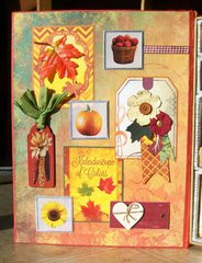 Configurations Book #4 (Autumn) - Inside Front Cover