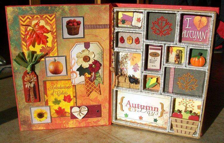 Configurations Book #4 (Autumn) - Inside