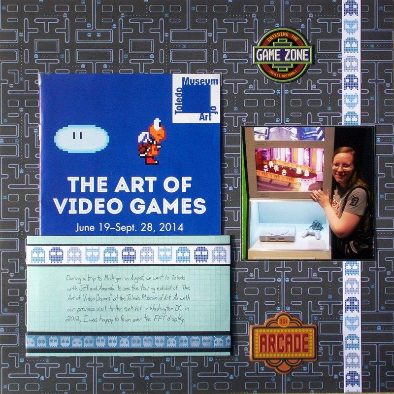 Art of Video Games - Traveling Exhibit