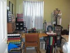 Scraproom (January 2011) - Full room