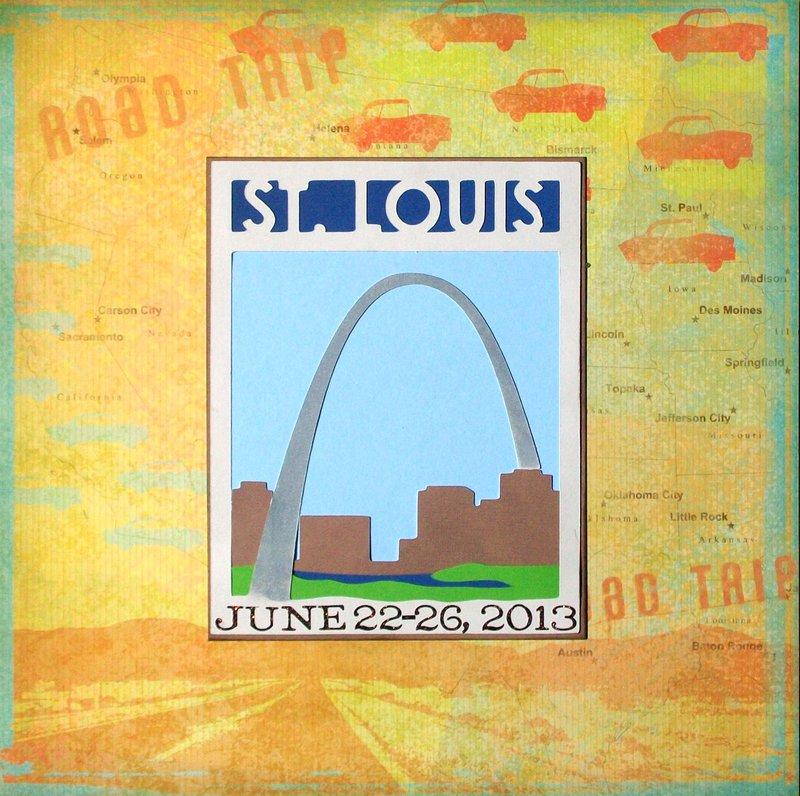 St. Louis 2013 - Title Page