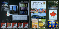 Snapshots of Canada, pages 1 and 2