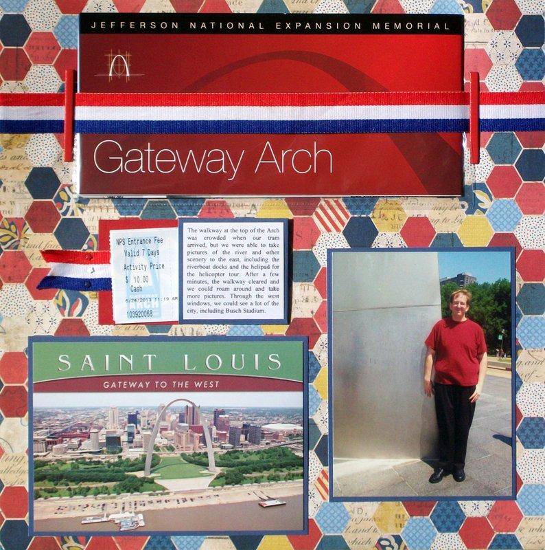 St. Louis 2013 - Gateway Arch, page 1