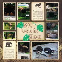 St. Louis 2013 - Zoo Intro, page 1