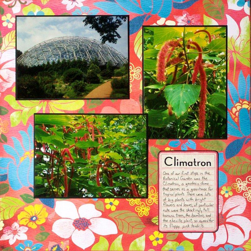 St. Louis 2013 - Climatron, page 1