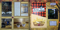 Poutine, pages 1 and 2