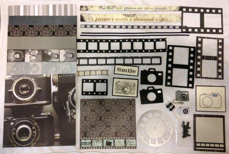 Camera/Film Kit for September Kit Swap
