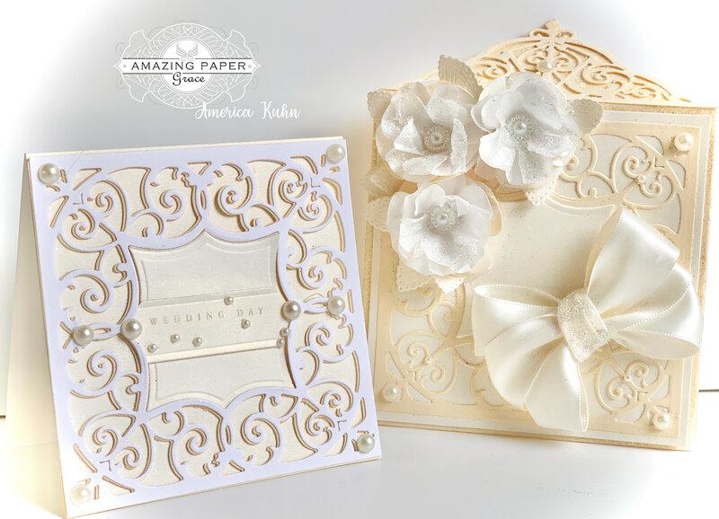 Wedding Notecard & Envelope Set