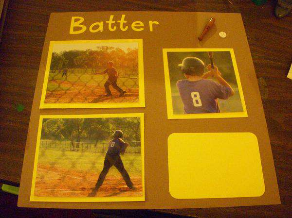 Batters Up