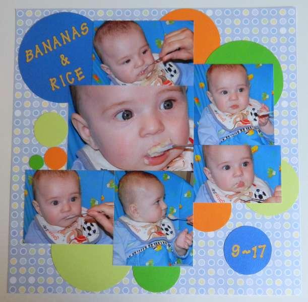 Bananas & Rice