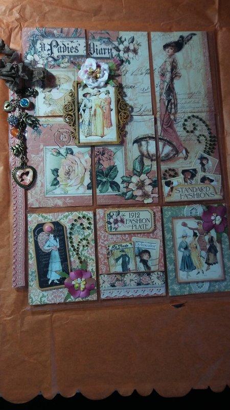 A Ladies Diary Pocket Pal