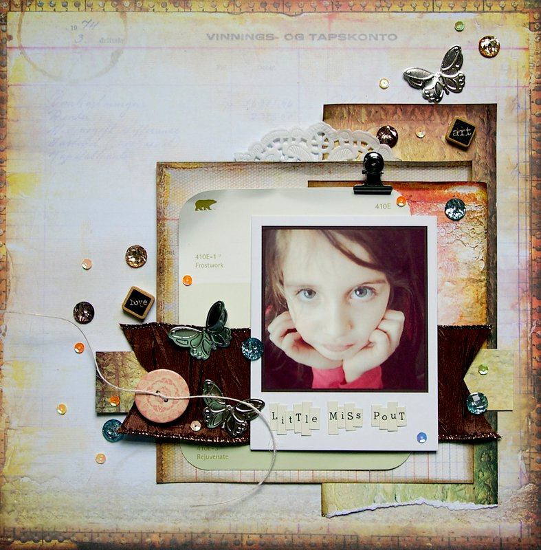 ***June ScrapThat! kit*** Zoe Nemburt