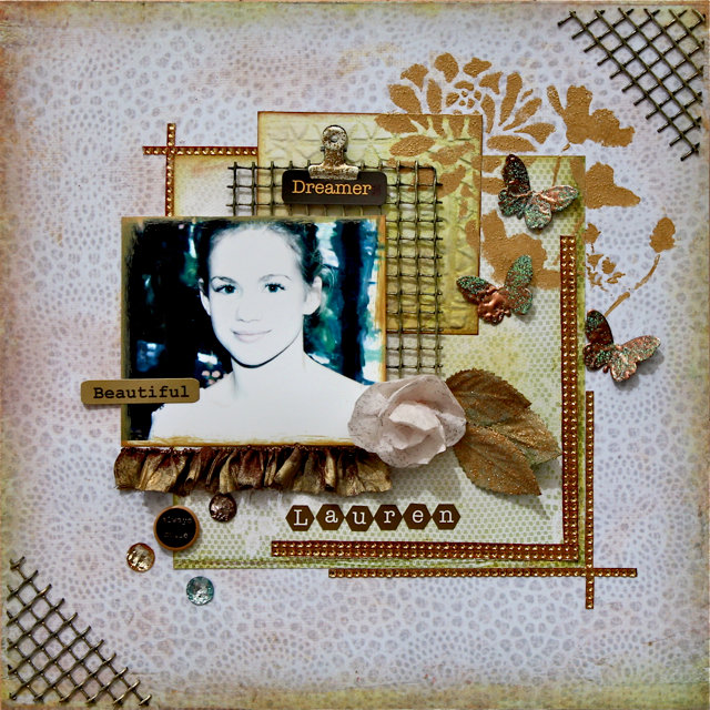 ***June ScrapThat kit*** Kelly Klapstein