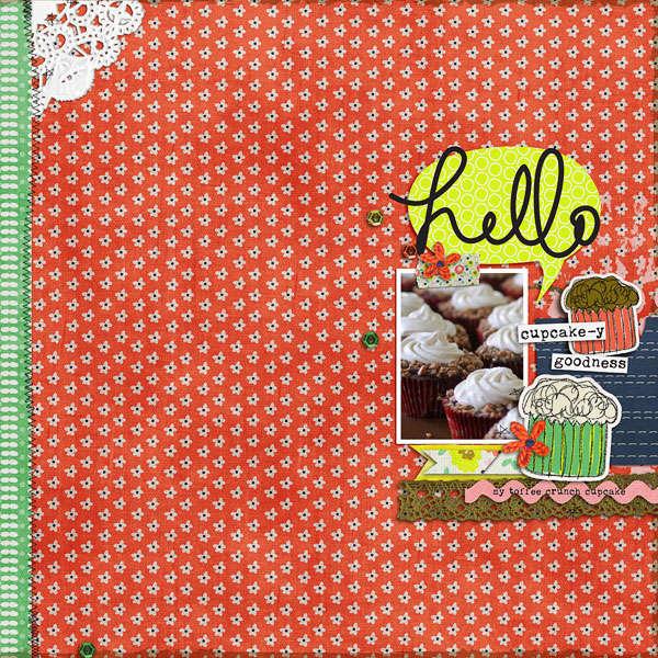 Helllo Cupcake-y Goodness