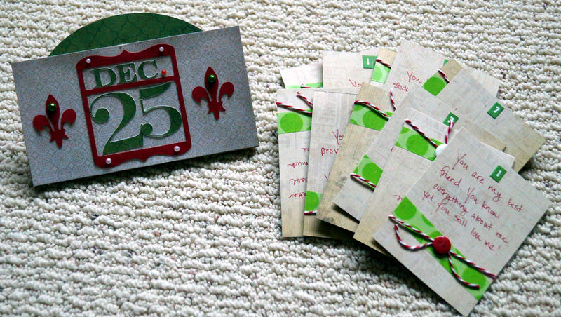 December 25th- Twelve Days