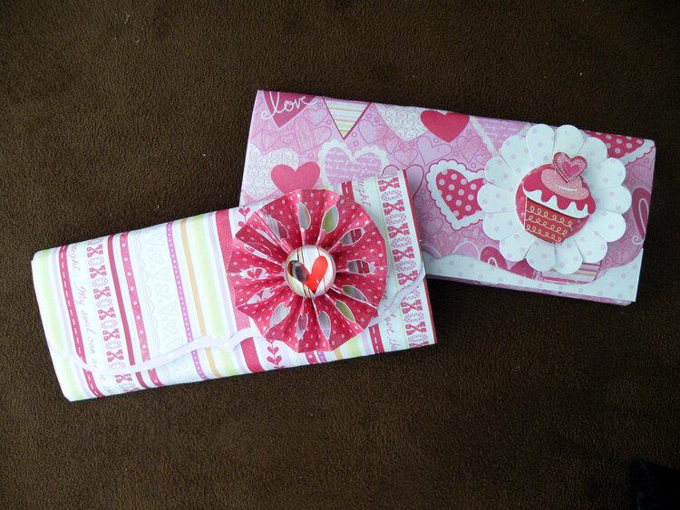 Valentine Candy Bars