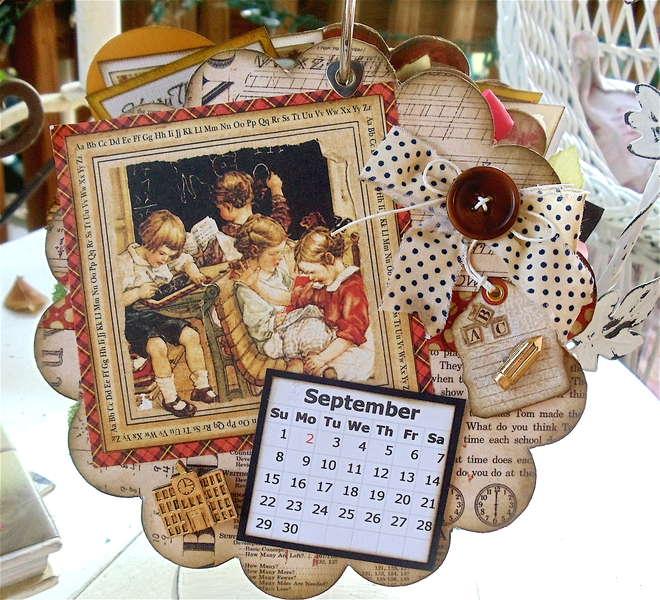 2013 Calendar September