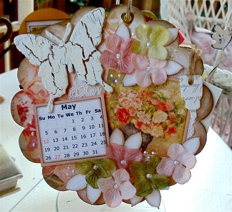 2013 Calendar May