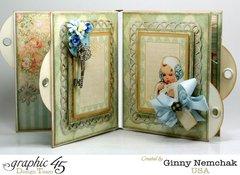 Precious Memories Baby Boy Mini Album