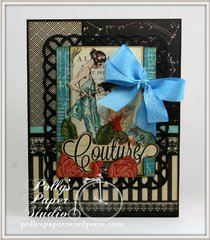 Couture Card Graphic 45