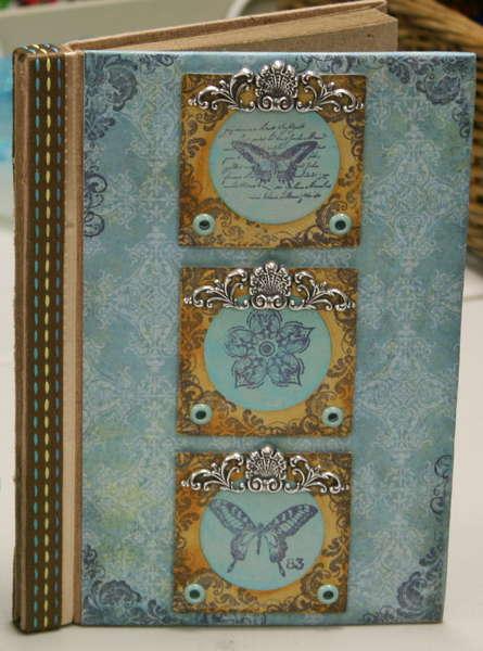 Pretty Butterfly Journal (3)