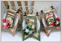 Twelve Days of Christmas Banner