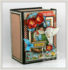 Mother Goose Box with Graphic  45