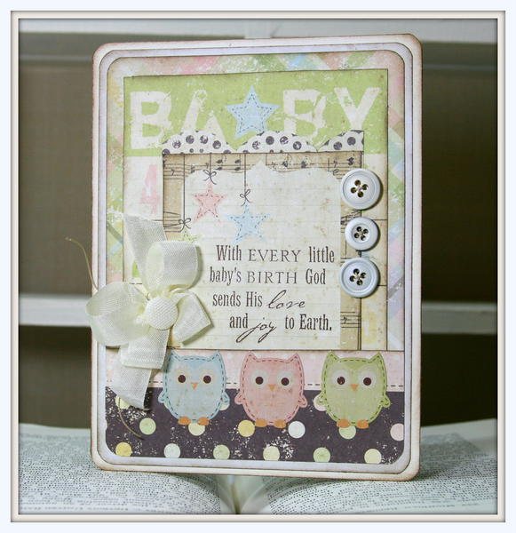 Baby Card 6