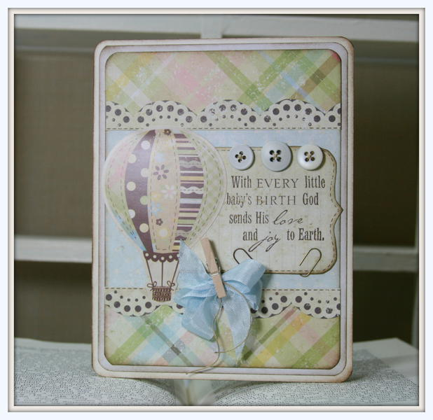 Baby Card 4