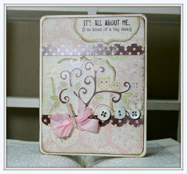 Baby Card 3