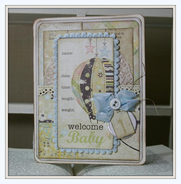 Baby Card 2
