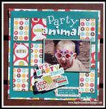 Birthday Bash Party Animal