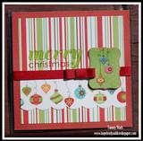 Christmas Cottage Card