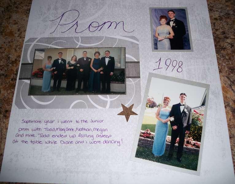 Junior Prom 1998