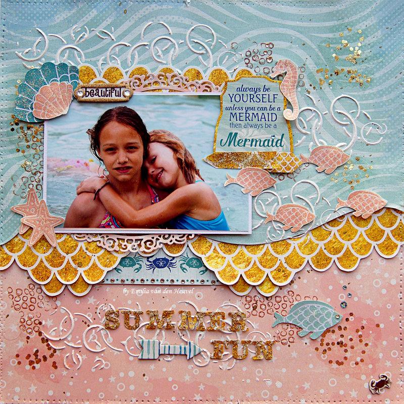 Summer Fun {BoBunny}