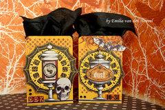 Fang-tastic Halloween boxes {BoBunny}