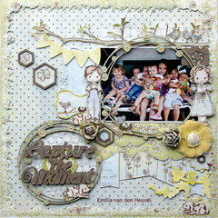 Capture the Moment {Creative Embellishments}