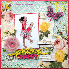 # Happy {Creative Embellishments}