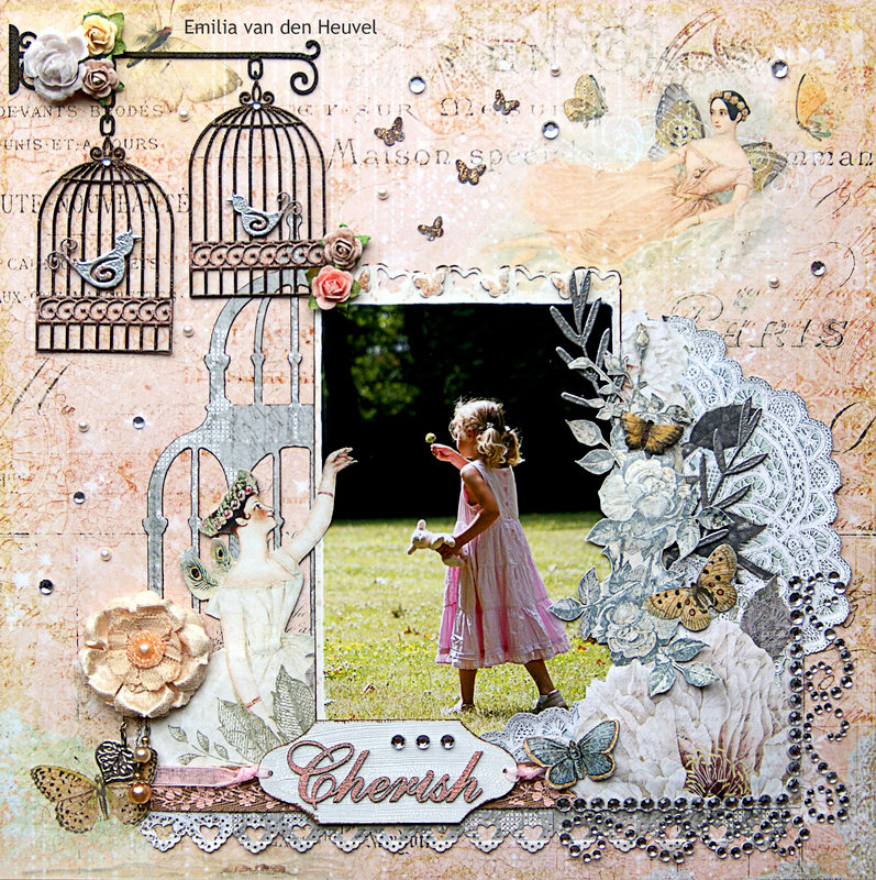 Cherish {FWAB / Scrapmatts }