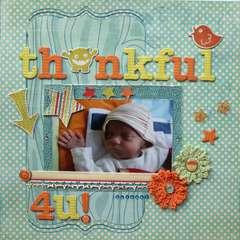 Thankful 4 U! - Theo