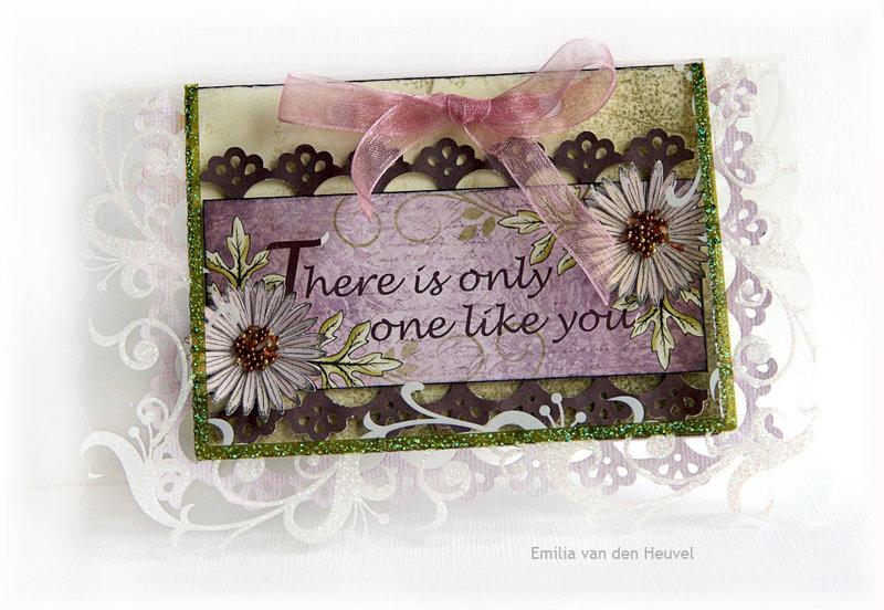 Only one like you {Heartfelt Creations}