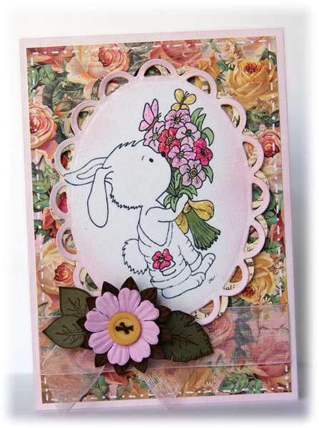 Little Bunny Love {DT work for Kaboodle Doodles}