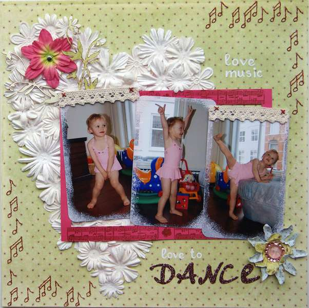 Prima BAP February - Love Music, Love to Dance