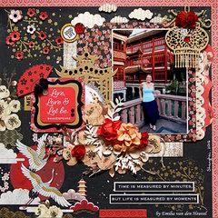 Shanghai 2016 {Kaisercraft & Merly Impressions}