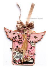 Mixed-Media tag {Sa Crafters}